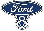 Vintage Ford Emblem