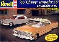 Collectors #2176 Revell '63 Chevy Impala SS
