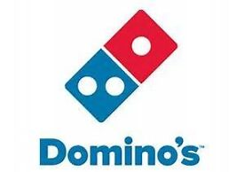 Domino's Pizza Guildford - now hiring full time and part time team members