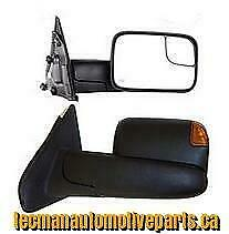 Towing mirrors Trailer tow mirrors for dodge Ram 1500 2002 - 2008 Pair