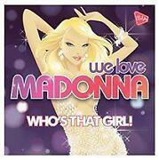 Madonna Who's That Girl CD