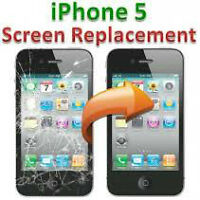 INSTANT REPAIR OF ALL IPHONES SCREEN/LCD, MIC, SPEAKER & MORE