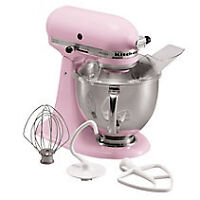 WANTED: PINK KITCHEN AID MIXER