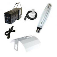 1000 Watt HPS/MH Switchable hydroponic light kit