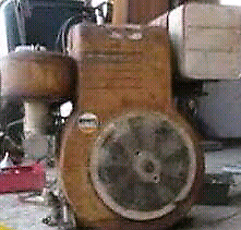 1974 BRIGGS & STRATTON 16 HP ENGINE Armadale Armadale Area Preview