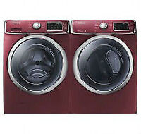 Deal Of Day Samsung Washer and Dryer Start From