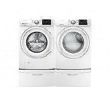 69-  NEUF - Laveuse Sécheuse Frontales  SAMSUNG  Frontload Washer Dryer -NEW