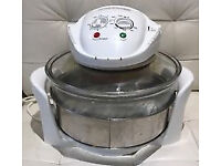 12 Litre Michael James Halogen Oven