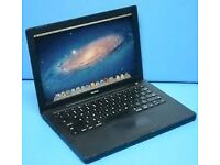 """Apple Macbook A1181 Black 13"""" Laptop 2.16GHz Intel Core 2 Duo wery clean fully workin no charger"""