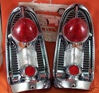 Wanted to buy tail lights for a 1956 Chev Bel Air