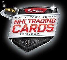 Tim Horton's NHL Hockey Cards 2016-2017 West Island Greater Montréal image 2