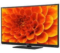 Sharp TV's LED or LCD