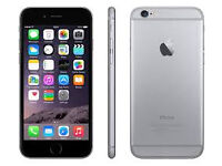 64GB Apple iPhone 6 Mobile Phone - Space Grey - Vodafone
