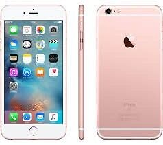 Iphone 6s plus 64 gig rose gold
