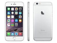Sim Free IPhone 6 Silver 16GB