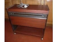 Ekco Royal Hostess Trolley complete with all dishes and lids