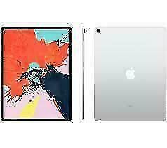 Ipad Pro 12.9 2018 3rd Gene 512gb WiFi Silver Brand New Sealed W/ 1 Year Apple Warranty Flat-$1599
