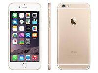 Sim Free IPhone 6 Gold 16GB