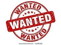 #### WANTED ####