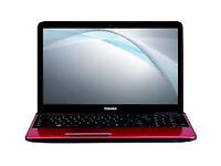 PROFESSIONALLY REFURBISHED TOSHIBA SATELITTE L750 6GB RAM 250GB HDD INTEL i5 OFFICE 6 MTH WRNTY