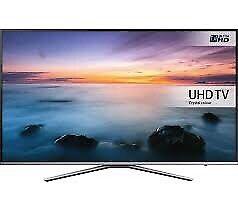 """Samsung 49"""" 4k smart LED Tv ue49ku6400 Excellent Condition Bargain"""
