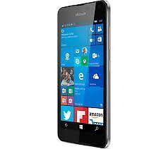 Microsoft lumia 650 16gb Black as new on o2 network for sale £60