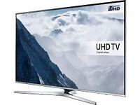 "SAMSUNG UE55KU6470 SMART 4K ULTRA HD HDR 55"" LED TV"