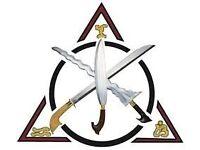 Martial Arts Weapons Training - Croydon Association