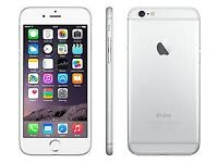 Sim Free IPhone 6S Silver 16GB