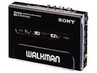 WANTED - Sony Walkman