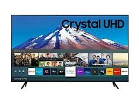 """SAMSUNG 4K 65"""" Ultra HD certified HDR Smart TV UE65NU7020K WITH REMOTE NO STAND £500"""
