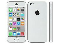 APPLE iPhone 5C 8GB WHITE, MINT AS NEW, BOXED WITH ACCESSORIES, UNLOCKED, 6 MONTHS WARRANTY,