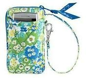 Vera Bradley English Meadow Wristlet