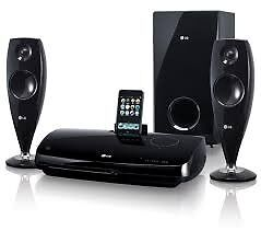 LG HT33-DP 2.1 Surround System