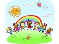 Registered and Insured Childminder available for immediate start.