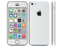 APPLE iPhone 5C 8GB WHITE, MINT AS NEW, BOXED WITH ACCESSORIES, UNLOCKED, 6 MONTHS WARRANTY