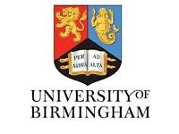 Looking for Participants age between 30 to 60 - University of Birmingham