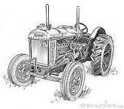 TRACTOR PARTS Chamberlain, MF, Case Inter, Lister & others Bayswater Bayswater Area Preview