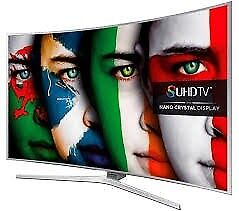 """NEW 55""""Samsung smart tv selling it for £520 ONO, need quick sale"""