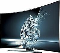 "55"" UHD 4K Flat Smart TV HU7000 Series 7 BRAND NEW"