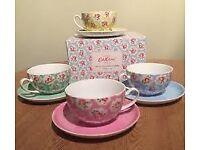 New Cath Kidston tea set