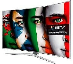 "NEW 50""Samsung 4k curve tv selling it for £520 ONO, need quick sale"