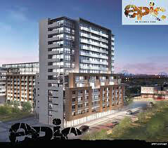 EPIC 2Bed+2Wash+1Parking+1Locker Assignment only at $325,000