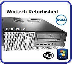 Dell i5 990 sff Desktop Computer Kirribilli North Sydney Area Preview