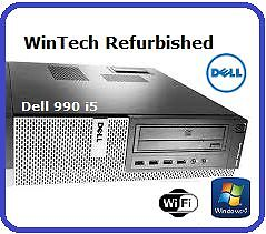 Dell i5 990 Desktop Computer Kirribilli North Sydney Area Preview
