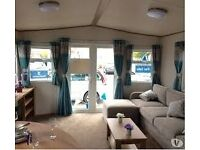 NEW STOCK!! BRAND NEW ABI OAKLEY WITH PATIO DOORS ON 12 MONTH PARK, DORNOCH