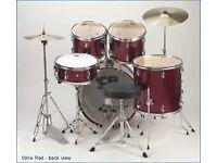 CB Drums basic 5 piece drumkit