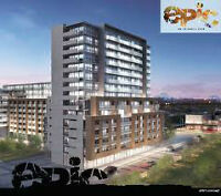 EPIC Condo 3 Units for Assignment: 1Bed, 1Bed+Den, 2Bed+2Wash