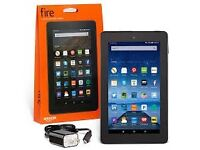 Amazon fire 7inch tablet 32GB 5th gen boxed in very good condition