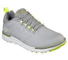Skechers Go Golf Elite V.3 -DEMO- Men's Shoes Grey/Lime 54523- 11M